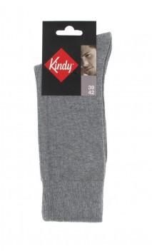Kindy homme chaussette unie contre les mauvaises odeurs - Produit anti araignee longue duree ...
