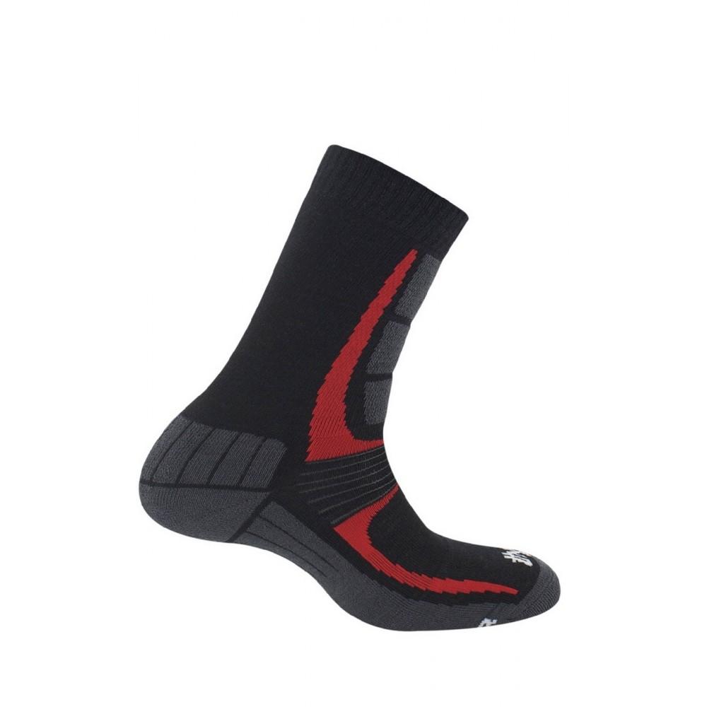 Mi-chaussettes Wool Renfort spécial raquette et ski de fond