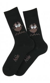 Mi-chaussettes Flagada en coton