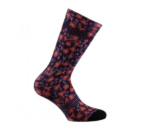Mi-chaussettes imprimées Liberty