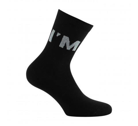 "Mi-chaussettes ""I AM"""