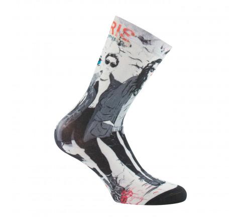 Mi chaussettes imprimées Women