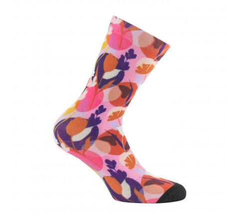 Mi chaussettes imprimées Fleurs de Printemps
