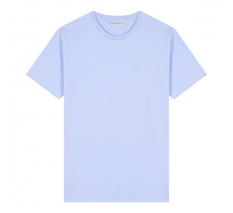 Tee-shirt col rond pur coton MARINER