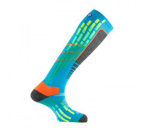 Mi bas chaussettes hautes de ski MADE IN FRANCE