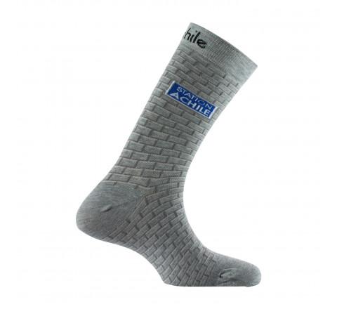 Mi-chaussettes modèle Station Achile coton