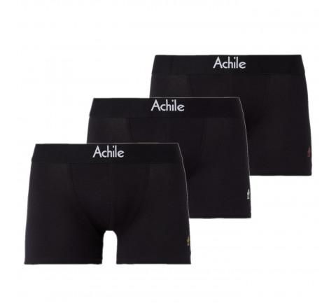 Lot de 3 boxers petit logo - Elegant et sobre