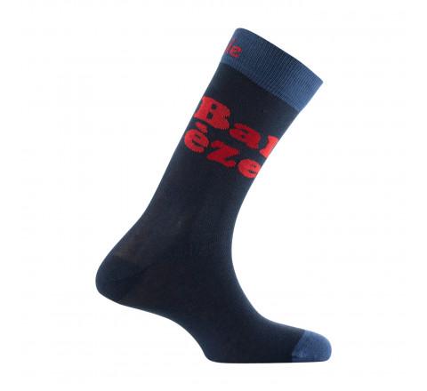 Mi-chaussettes BALEZE en coton