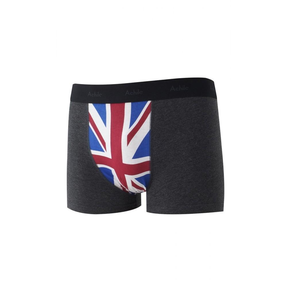 Boxer modèle British en coton