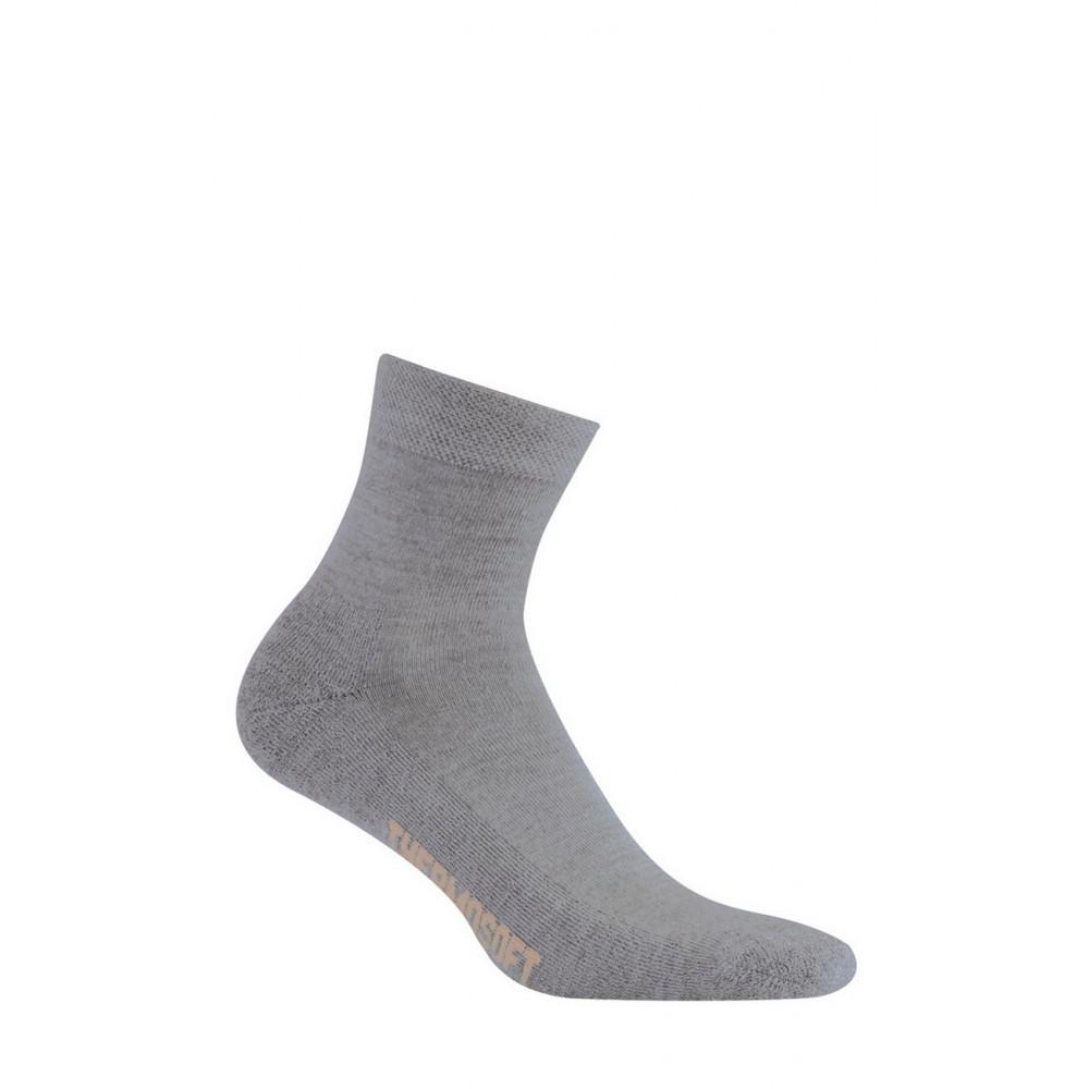 Socquettes pour pieds froids