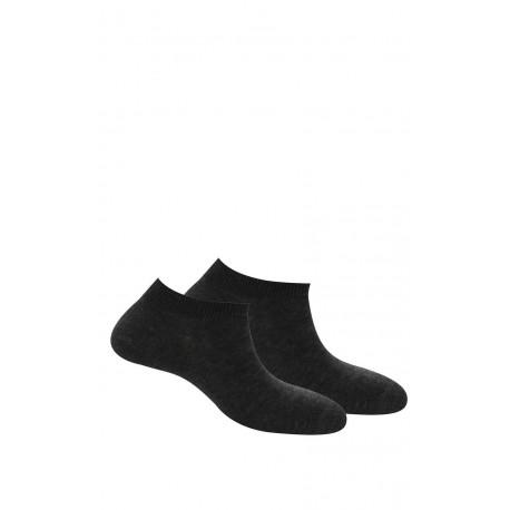 Chaussettes invisibles coton anti-odeur par 2