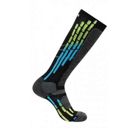 Mi-bas chaussettes hautes de ski