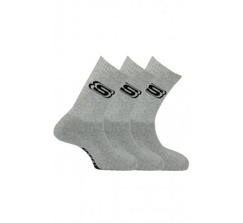 Lot de 3 paires de chaussettes Sport en coton