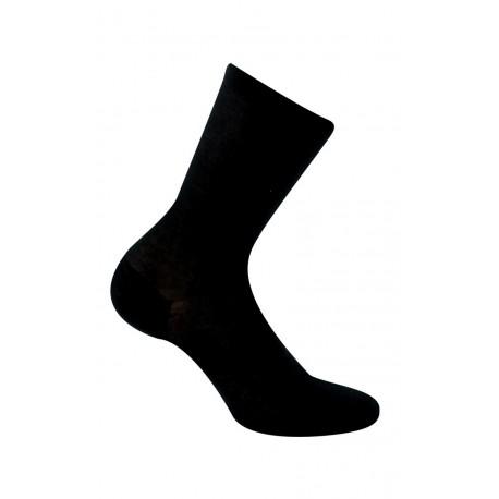 Socquettes unies ultra fines pour femme