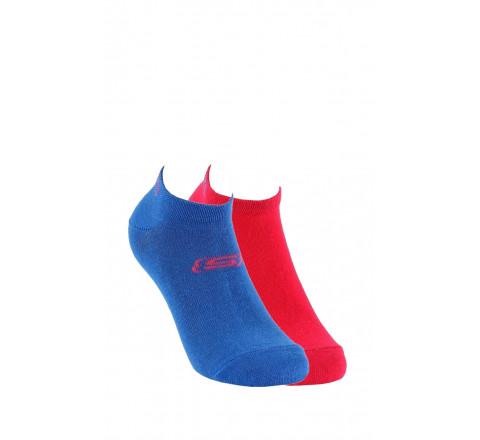 Lot de 2 paires d'invisibles Sport Femme