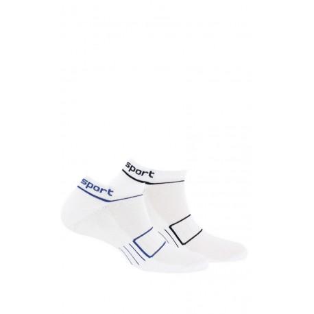 Pack de 2 paires d'invisibles jersey sport