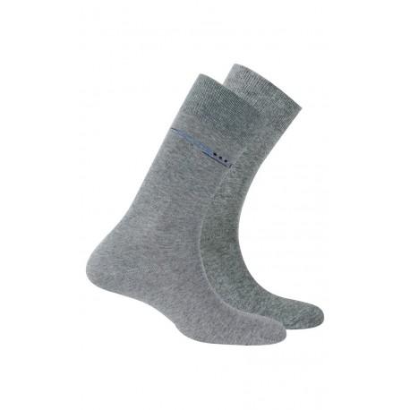 Chaussettes anti-odeur vendues par lot de 2 paires fabriquées en France