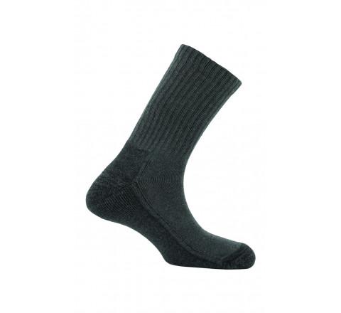 Mi-chaussettes de travail en coton