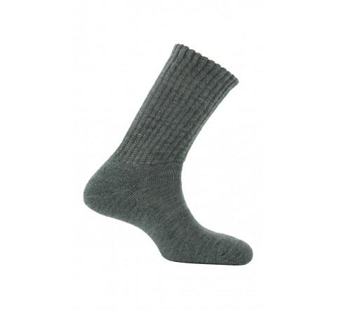 Chaussettes de travail en acrylique et laine