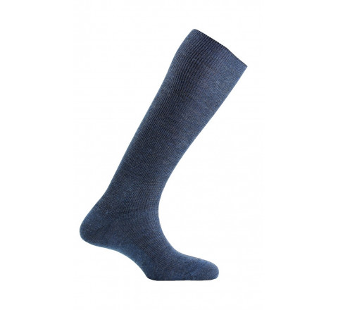 Chaussettes hautes en Laine