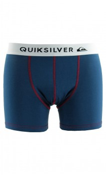Boxer Edition Quiksilver marine en coton