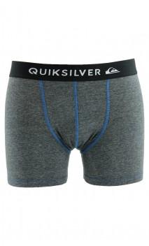 Boxer Edition Quiksilver anthracite en coton