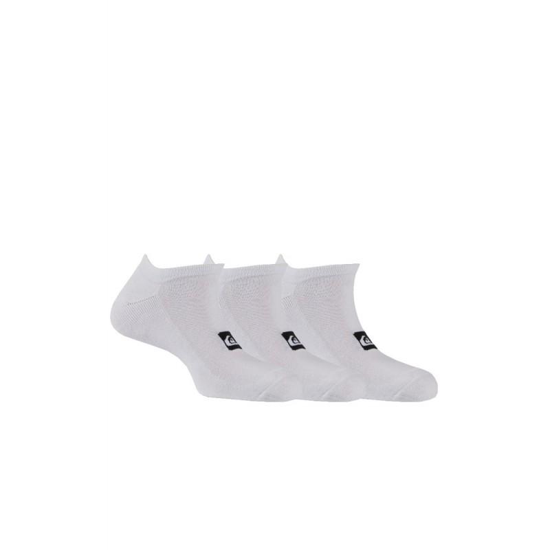 d8b641fa5da QuikSilver Homme   Lot de 3 paires de chaussettes invisibles Sport ...