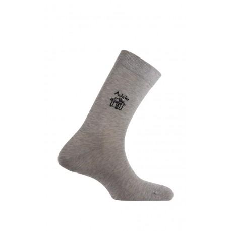 Chaussettes Logo Achile en fil d'écosse