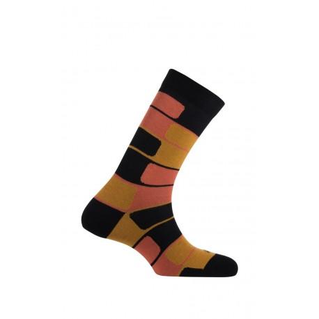 Mi-chaussettes modèle Easy en coton