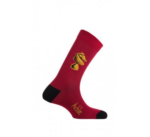 Mi-chaussettes Dada en coton