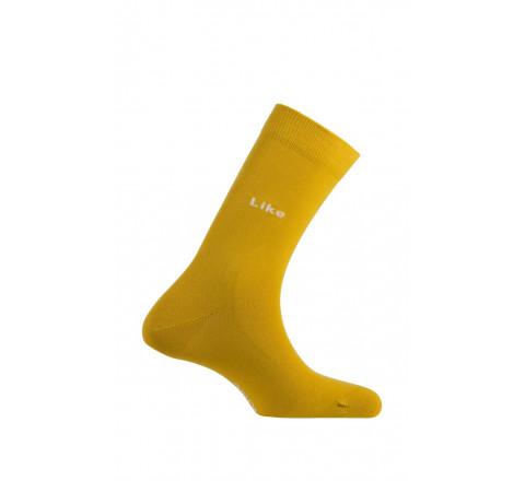 Mi-chaussettes Like en coton