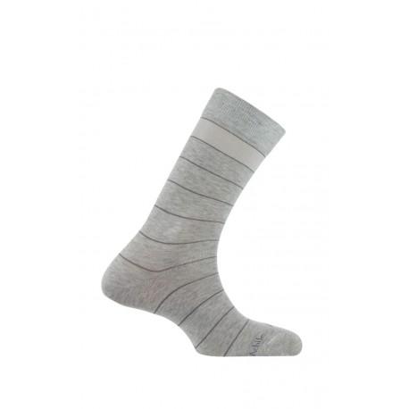 Mi-chaussettes modèle Sphere en fil d'écosse