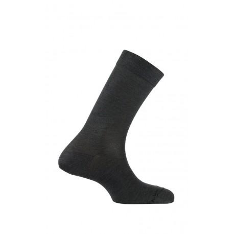 Mi-chaussettes Essentiel en soie