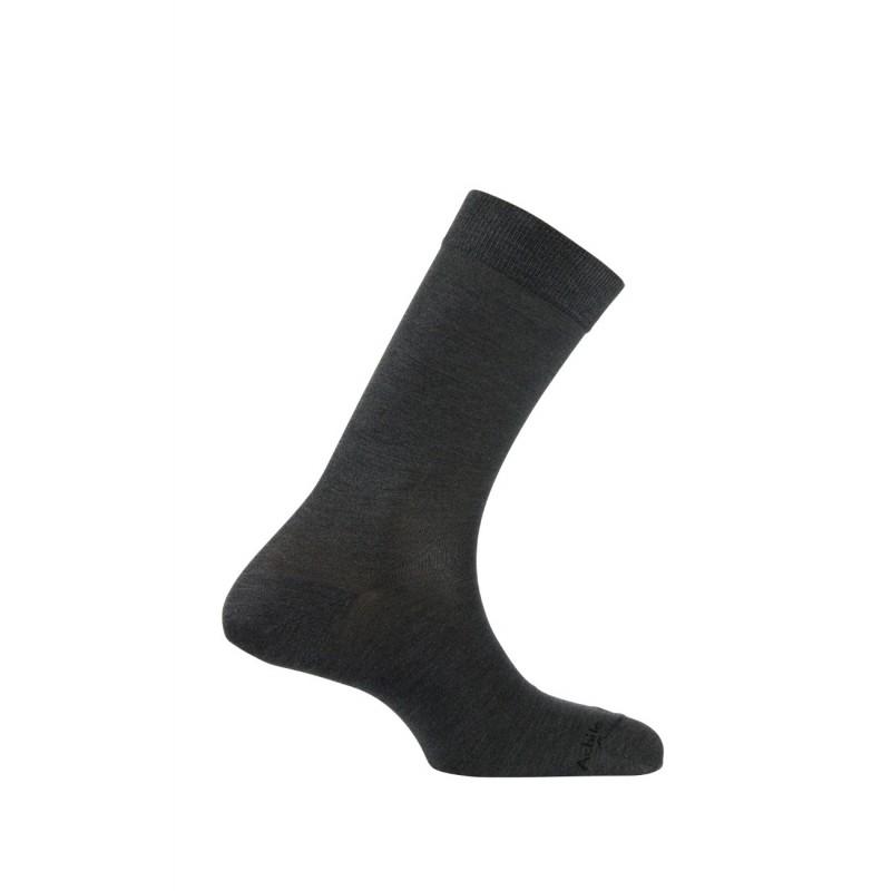 achile homme mi chaussettes essentiel en soie. Black Bedroom Furniture Sets. Home Design Ideas