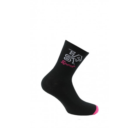 Socquettes Sport Chic en coton
