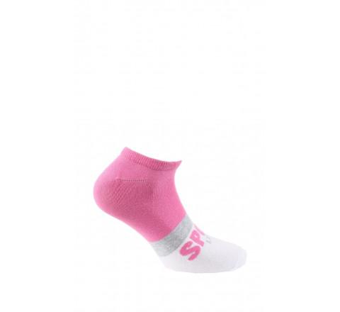 Chaussettes invisibles Sport en coton