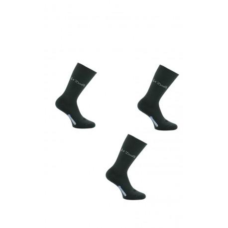 2 paires + 1 gratuite de chaussettes Double Thyo