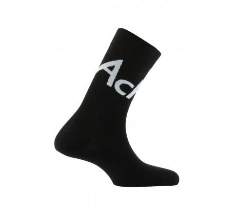 Mi-chaussettes Achile en coton