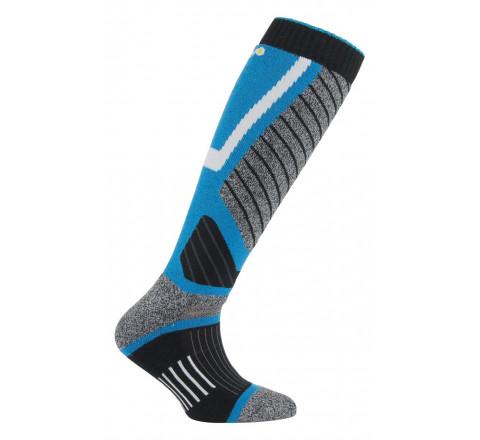 Chaussettes de ski techniques adaptées au junior