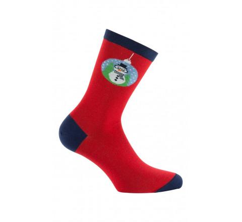 Chaussettes spéciales Fêtes de Noël
