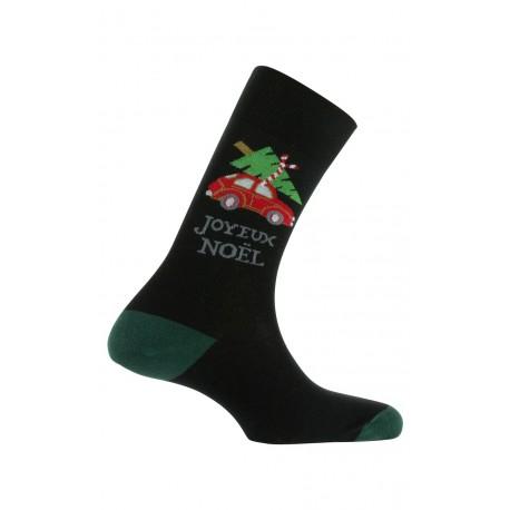 Chaussettes Noël en coton
