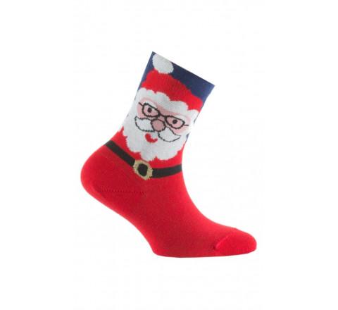 Chaussettes Papa Noël