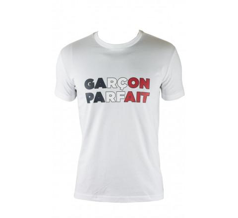 T-shirt Garçon Parfait de Giabiconi by Kindy