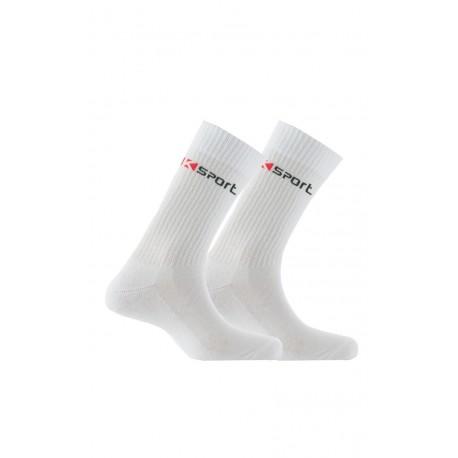 3bd155622c8f3 Kindy homme : Pack de 2 paires de chaussettes K-sport