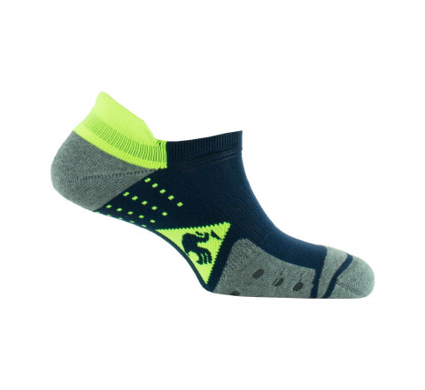 Chaussettes invisibles sport tricotées en France