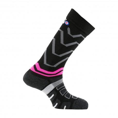 Mi-chaussettes Wool Confort 2 pour raquettes et ski de fond