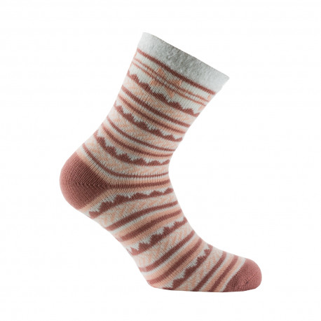 Chaussettes cocooning doublées antidérapantes
