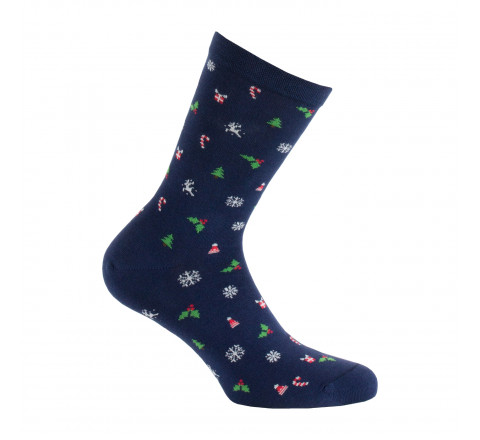 Chaussettes All Over Noël