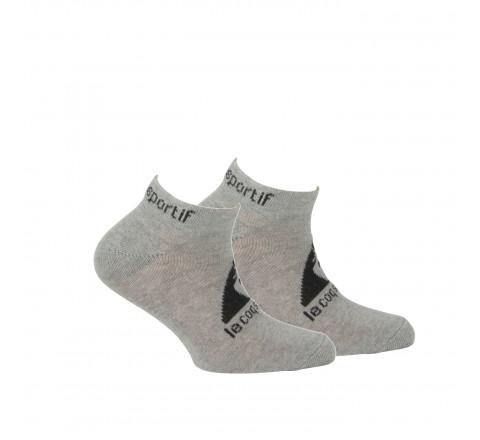 Pack de 2 paires d'invisibles sport Le Coq Sportif