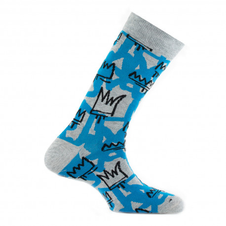 Mi-chaussettes Graff
